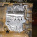 Metal Stitching Diesel Engine Block